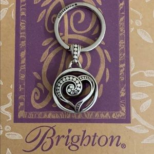 🦋 BRIGHTON KEY CHAIN